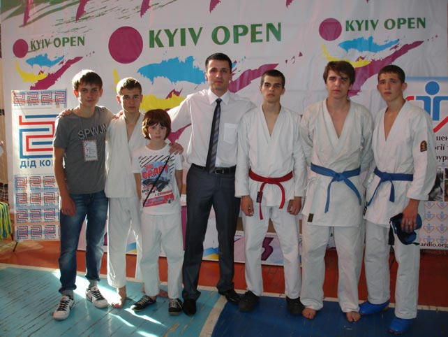 Kyiv Open Cup 2012
